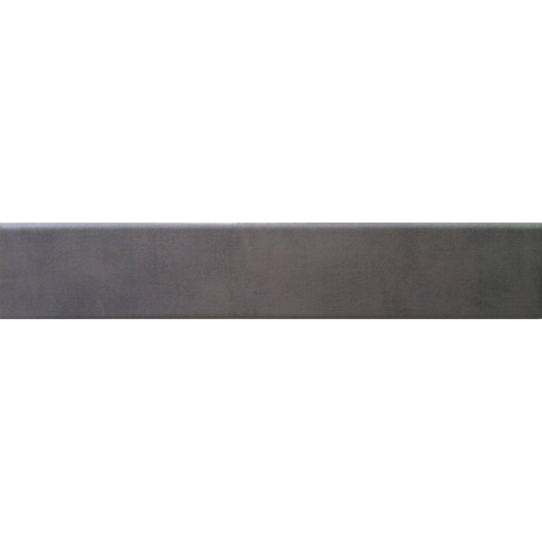 lot de 3 plinthes kiosque anthracite l 7 x cm leroy merlin. Black Bedroom Furniture Sets. Home Design Ideas