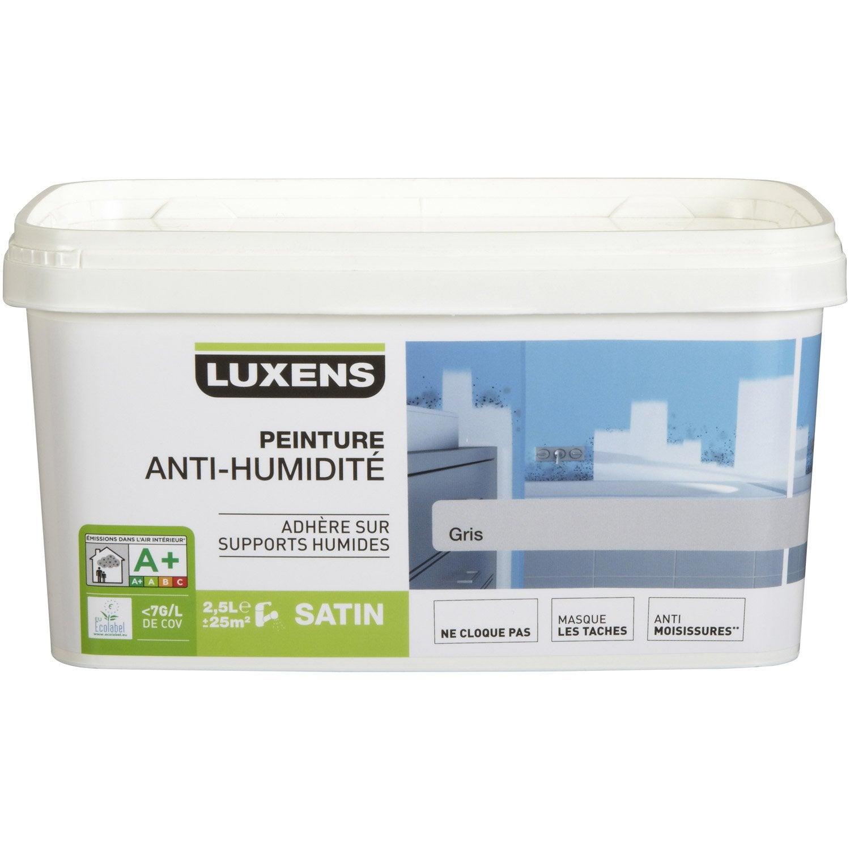 Produits anti humidit - Peinture anti humidite pour salle de bain ...