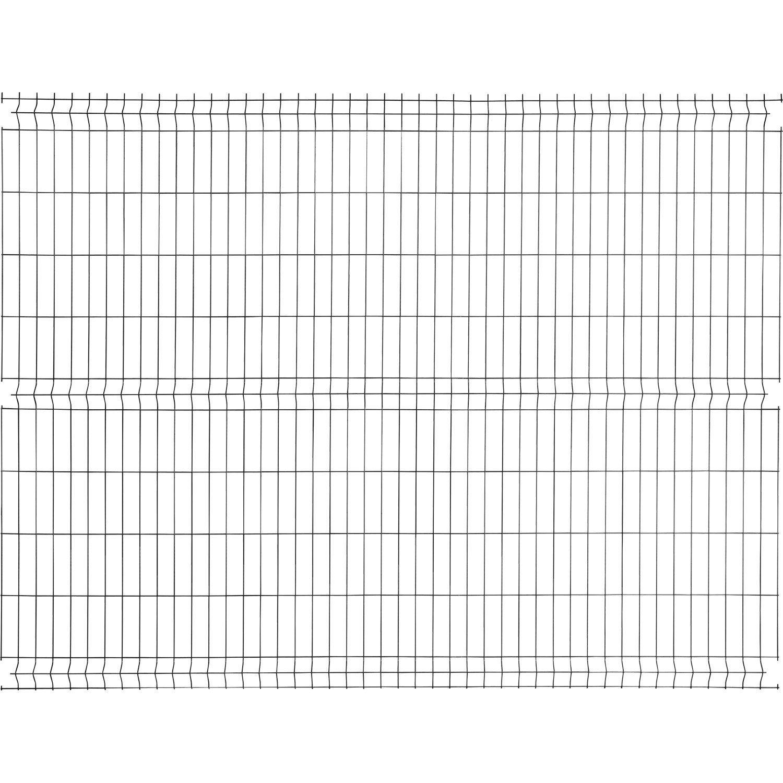 Panneau grillage soude naterial maille 200 x 55 - Soude caustique leroy merlin ...