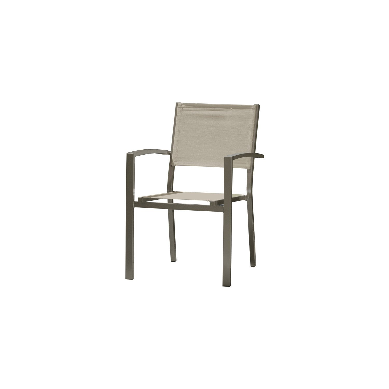 Fauteuil de jardin en aluminium london brun leroy merlin fauteuil jardin leroy merlin - Prieel aluminium leroy merlin ...