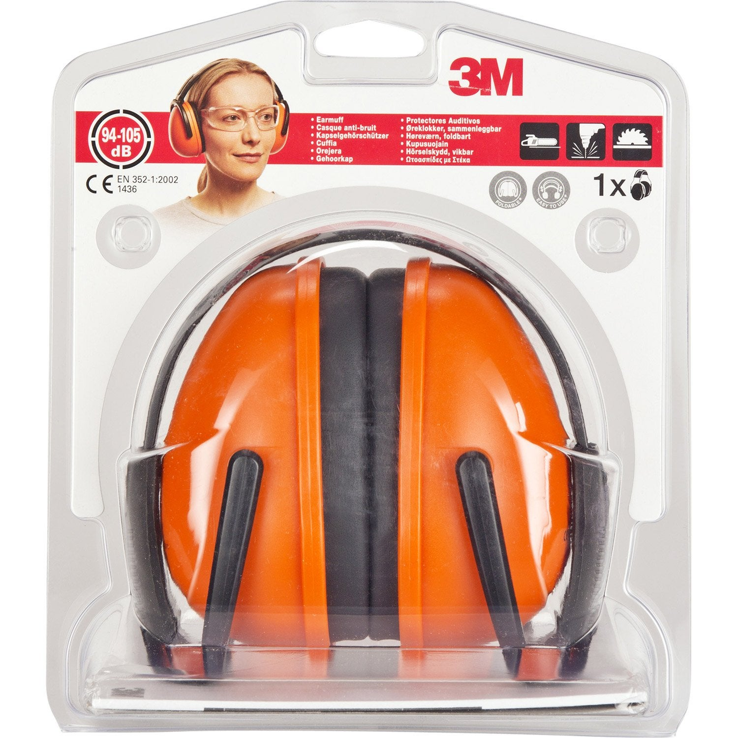 Arceau antibruit pliable antibruit 3m casque auditif - Rideaux anti bruit leroy merlin ...