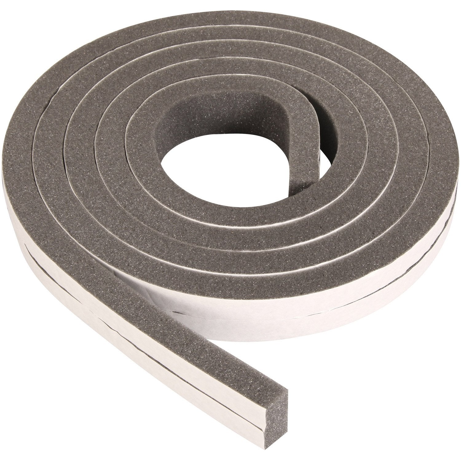 Joint de porte universel axton de 3 17 mm x 6 m gris for Joint fenetre coulissante