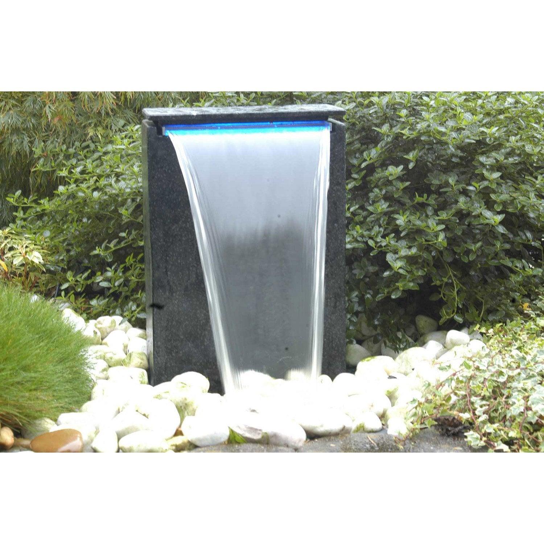 Kit bassin Fontaine cascade pompe cours d eau
