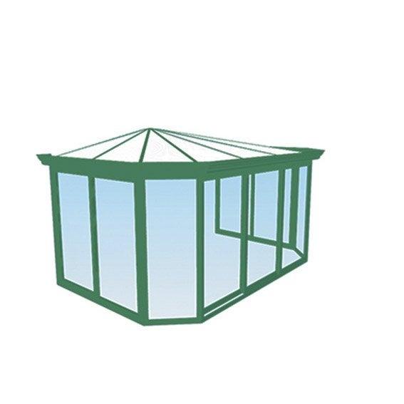 V randa rideau nouvelle usine for Veranda rideau en kit