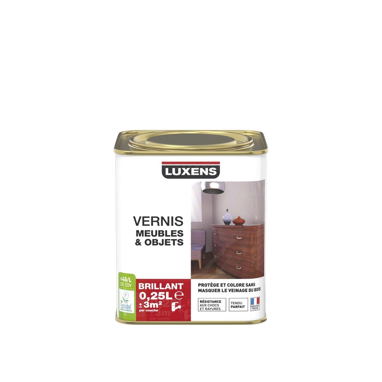 Vernis meuble et objets luxens incolore l leroy for Enlever vernis meuble