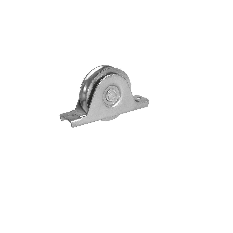 roue support int rieur acier zingu x x p. Black Bedroom Furniture Sets. Home Design Ideas