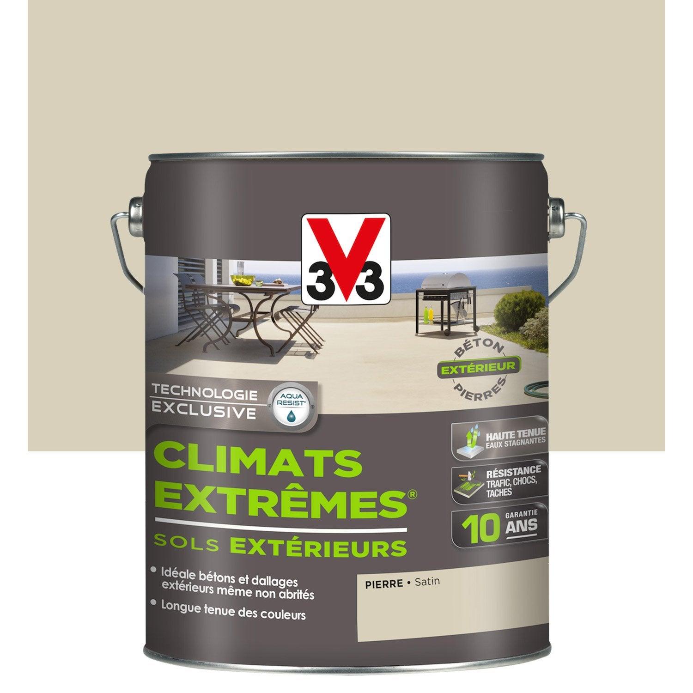 V33 climat extreme avis