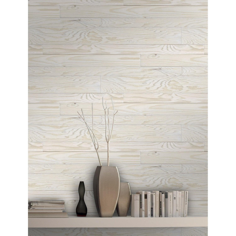 papier peint bois pas cher avec leroy merlin brico depot. Black Bedroom Furniture Sets. Home Design Ideas