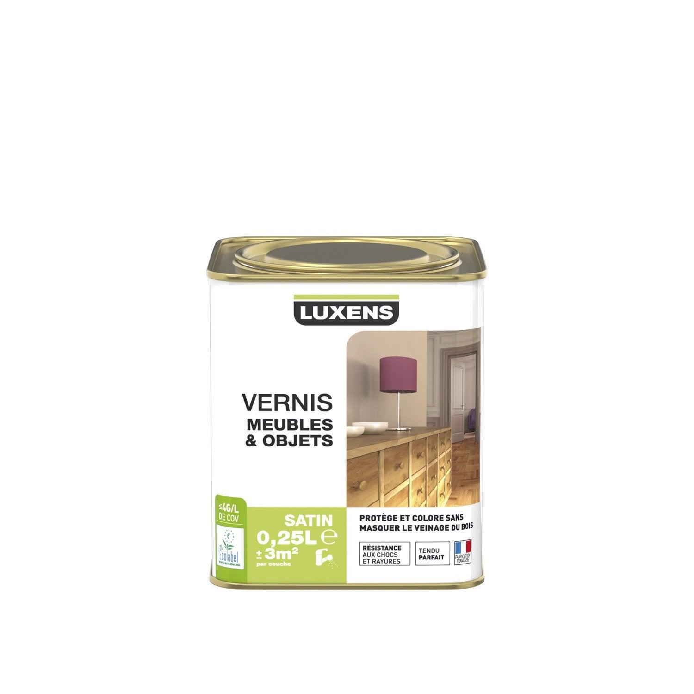 Peinture pour meuble vernis sans poncage leroy merlin for Peindre sur bois vernis sans poncer