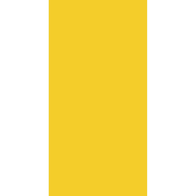 Panneau Mural X Cm Deco K In Yellow Uni Leroy Merlin