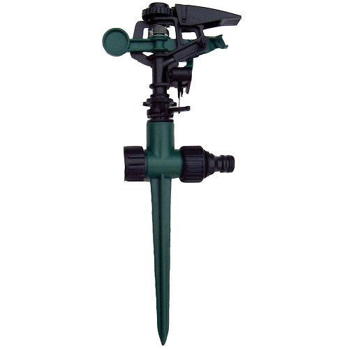 Arroseur asperseur aquaflow dpa 44 leroy merlin for Asperseur jardin