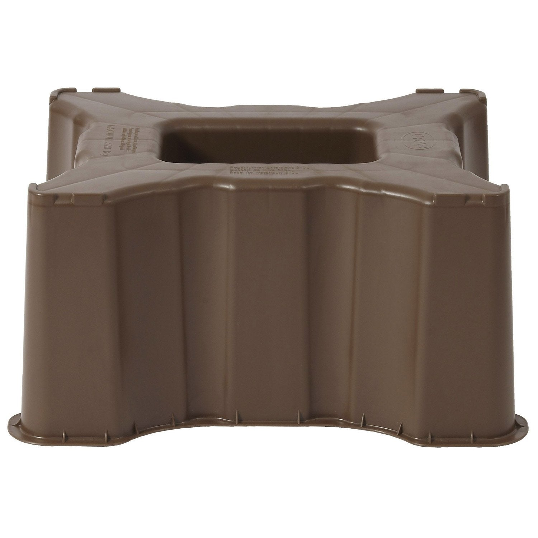 support de cuve support 300l leroy merlin. Black Bedroom Furniture Sets. Home Design Ideas