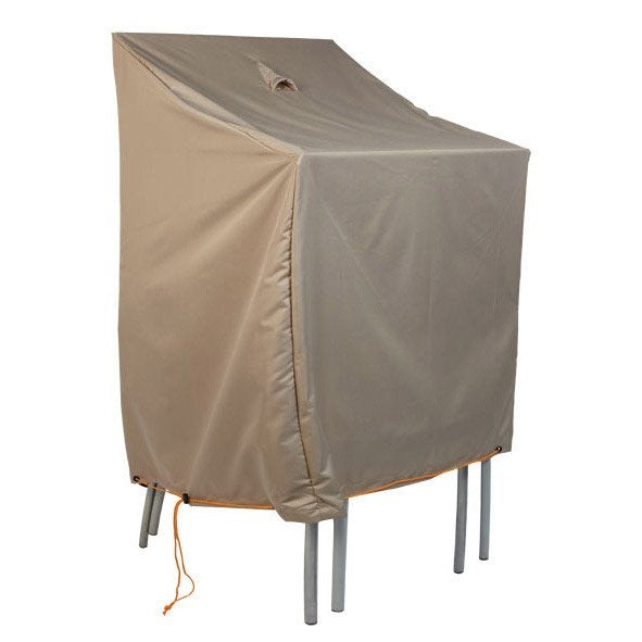 housse de protection pour chaises innov axe 66 x 66 x 120 cm leroy merlin