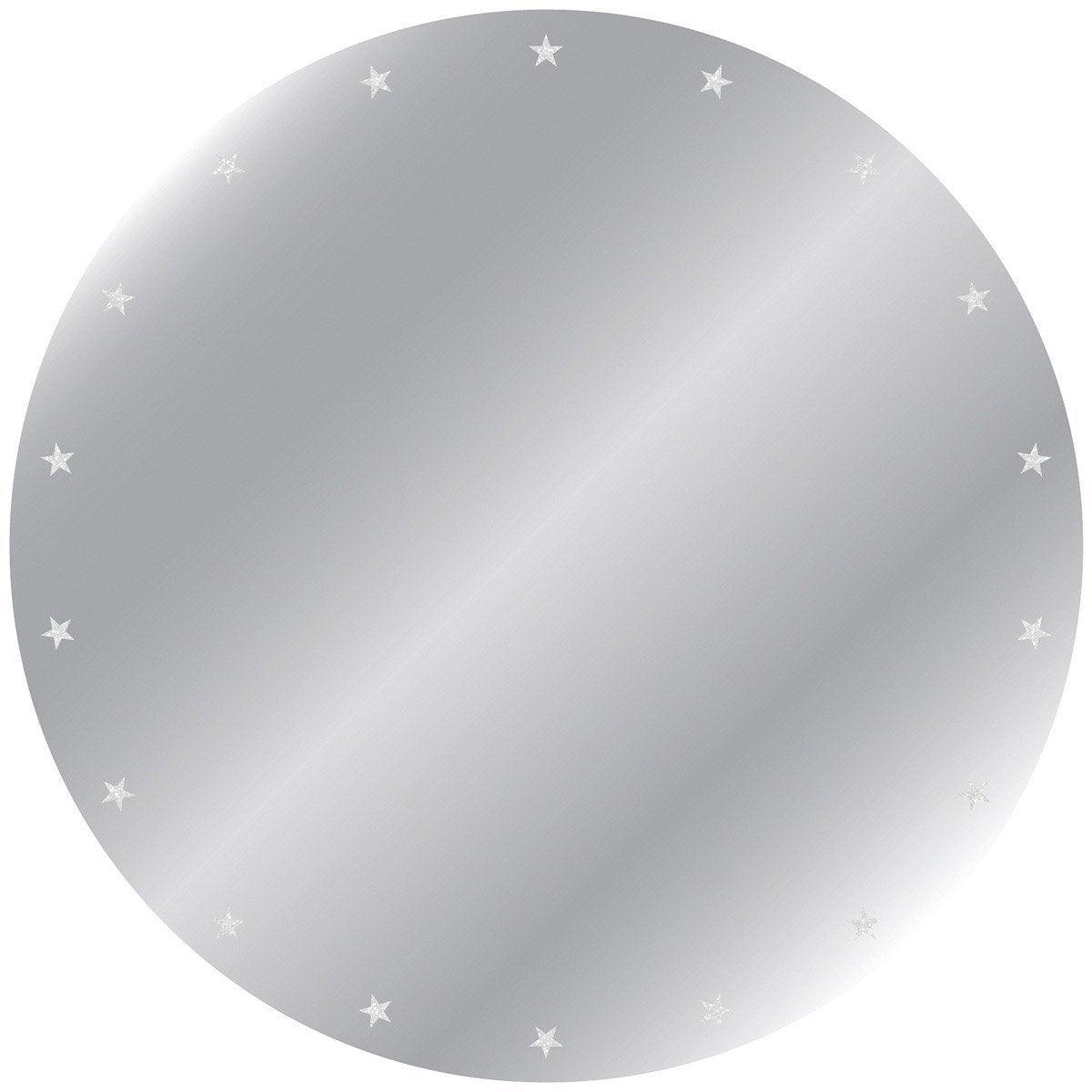 Miroir stars x cm leroy merlin for Miroir 50 par 50