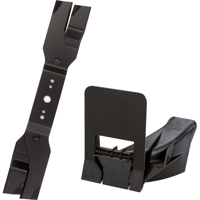 kit mulching pour tondeuse viking mb443 acier leroy merlin. Black Bedroom Furniture Sets. Home Design Ideas
