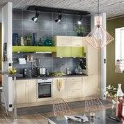 Meuble de cuisine blanc DELINIA Ines