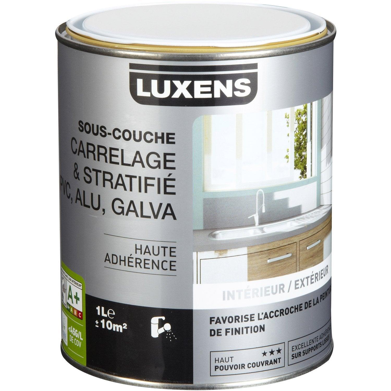 sous couche carrelage stratifi pvc aluminium galva luxens 1 l leroy merlin. Black Bedroom Furniture Sets. Home Design Ideas