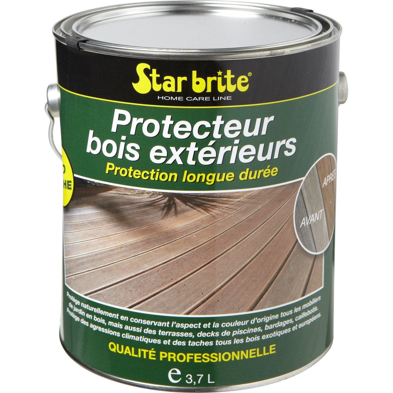 Protecteur en bois ext rieur exotiques leroy merlin for Bois exterieur leroy merlin