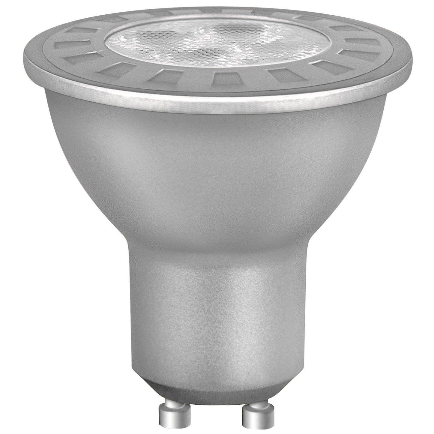 ampoule r flecteur led 3 9w osram gu10 lumi re douce. Black Bedroom Furniture Sets. Home Design Ideas