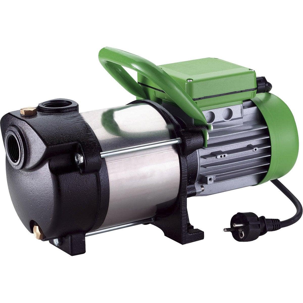 Pompe d 39 alimentation guinard kietis 6000 d bit max 5000l for Pompe piscine hors sol leroy merlin