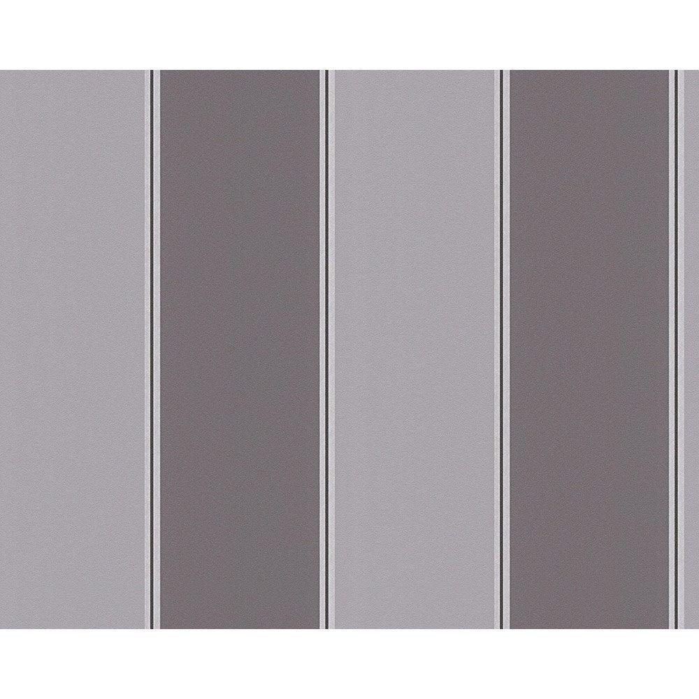 Papier peint gris noir triangle leroy merlin ~ Solutions ...