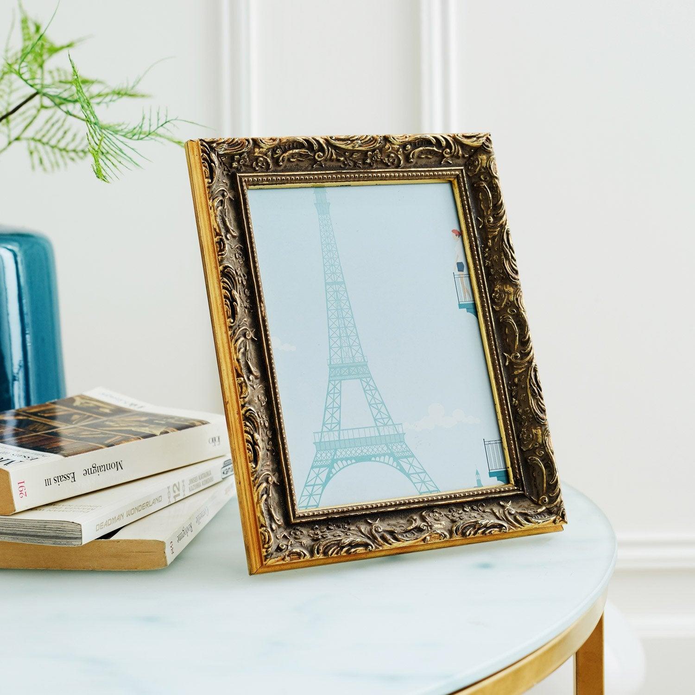 cadre pr lude 30 x 40 cm dor e leroy merlin. Black Bedroom Furniture Sets. Home Design Ideas