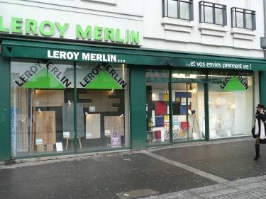 Paris beaubourg magasin de bricolage outillage for Le roy merlin paris