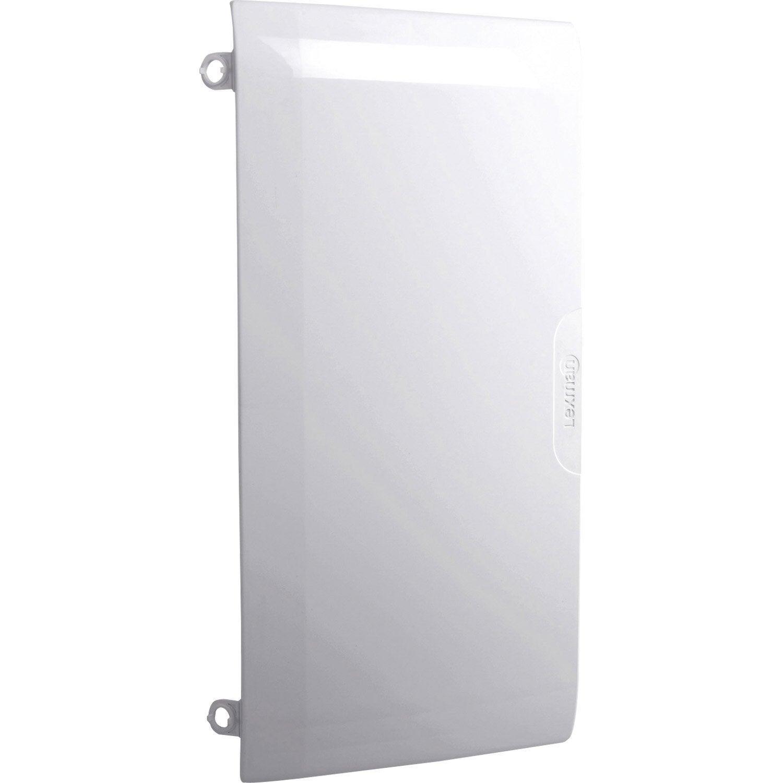 Porte pour tableau lectrique lexman 4 rang es 52 modules leroy merlin - Leroy merlin tableau electrique ...