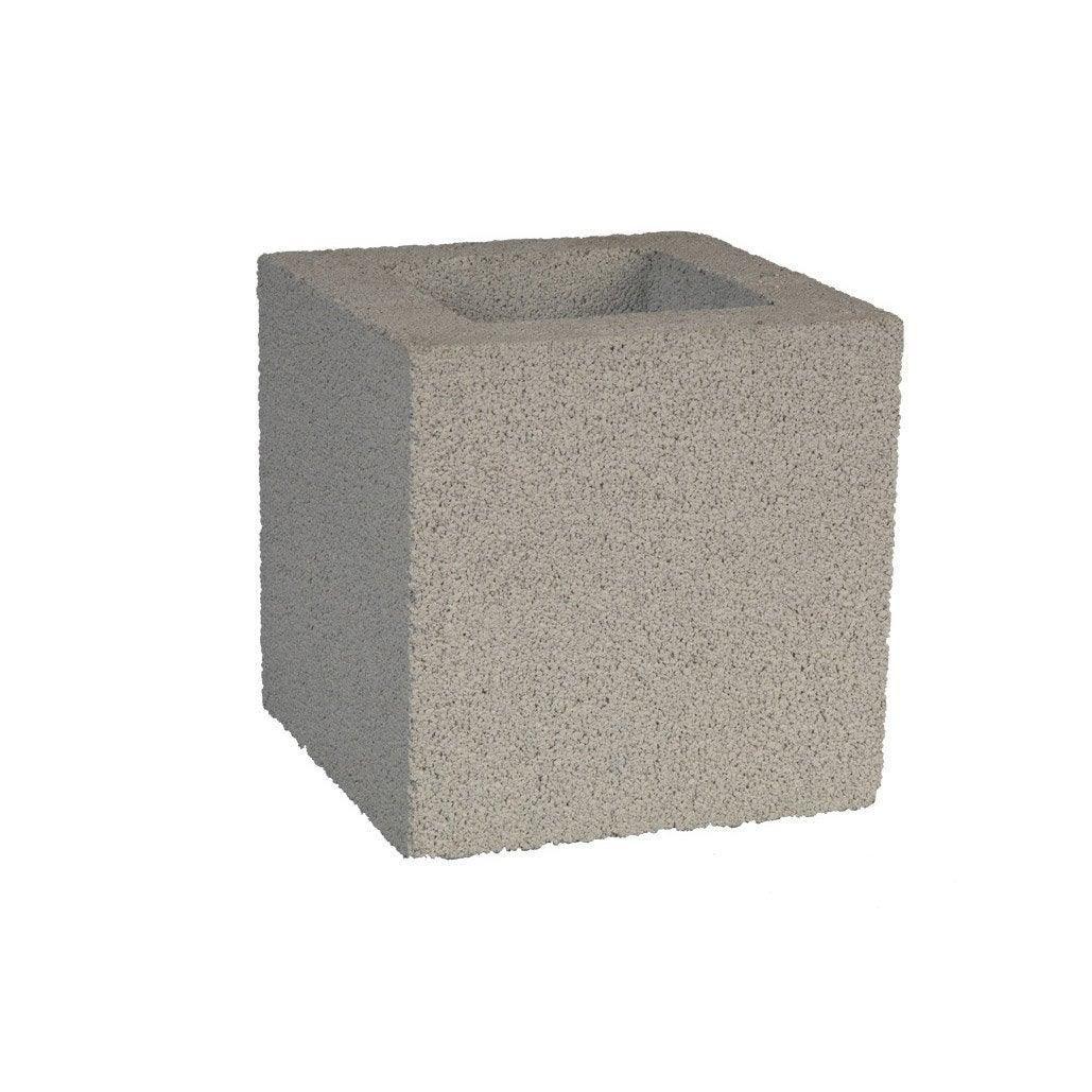 l ment de pilier en b ton x x cm leroy merlin. Black Bedroom Furniture Sets. Home Design Ideas