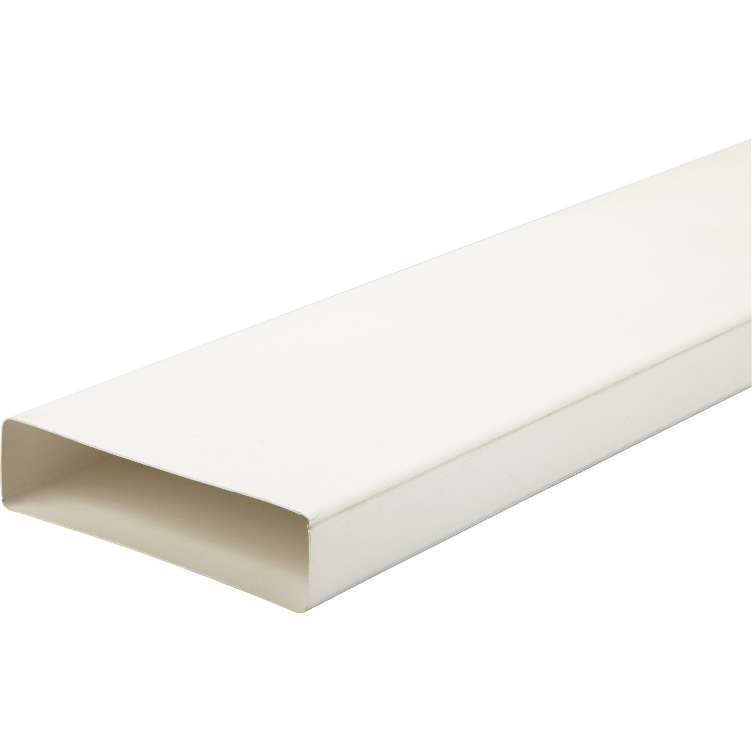 Tube rectangulaire rigide plat pvc s p mm l 1 5 m tpl 300 leroy merlin - Canvas pvc leroy merlin ...