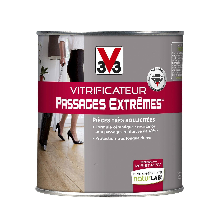 Vitrificateur parquet passages extr mes v33 ch ne moyen l leroy merlin - Vitrificateur chene fonce ...