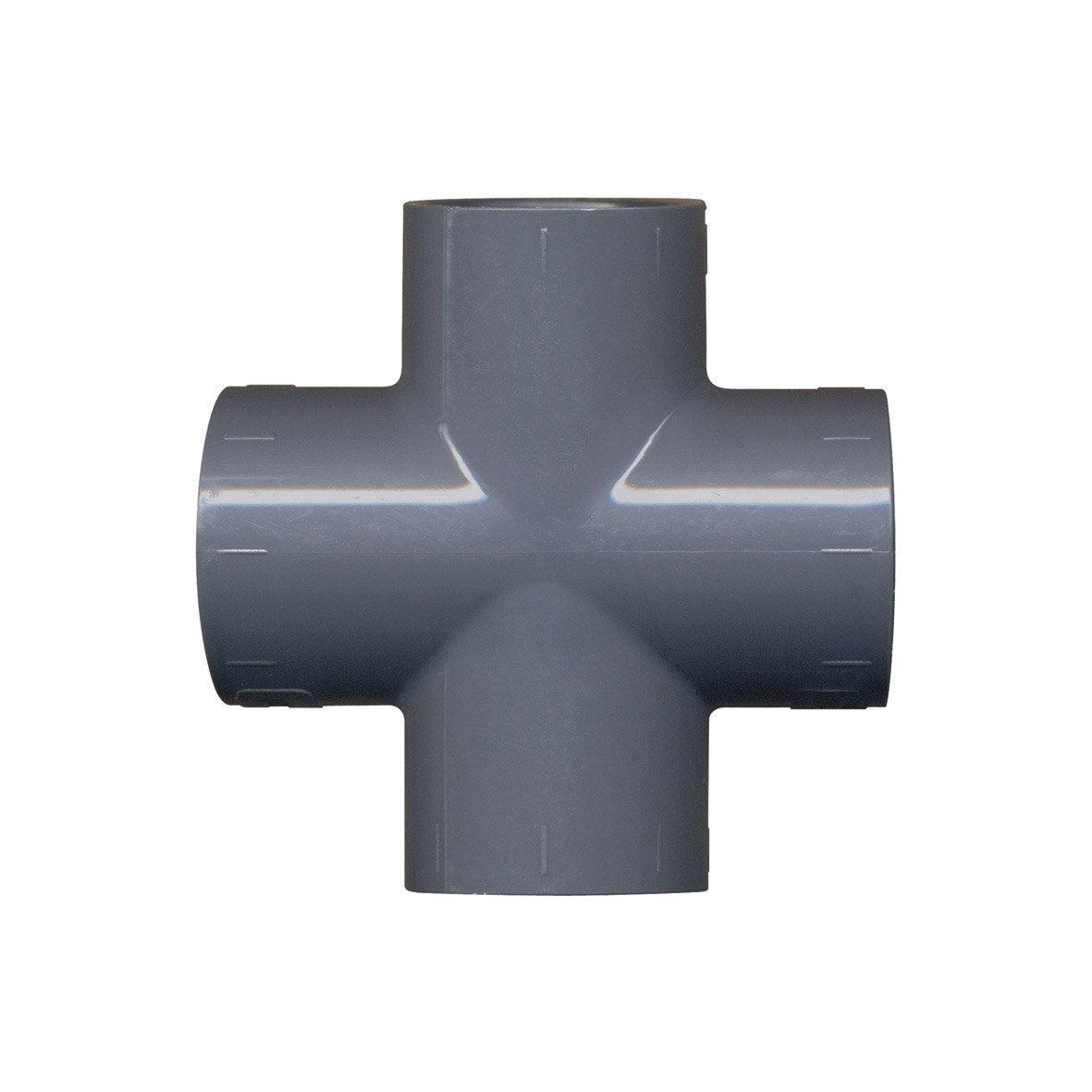 d rivation en croix de montage aquaflow 8561608m leroy. Black Bedroom Furniture Sets. Home Design Ideas