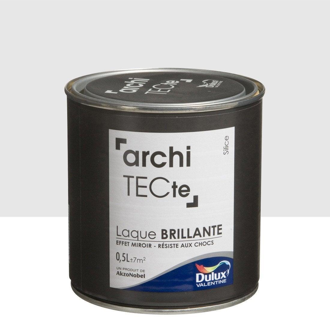 peinture beige silice dulux valentine architecte 0 5 l. Black Bedroom Furniture Sets. Home Design Ideas