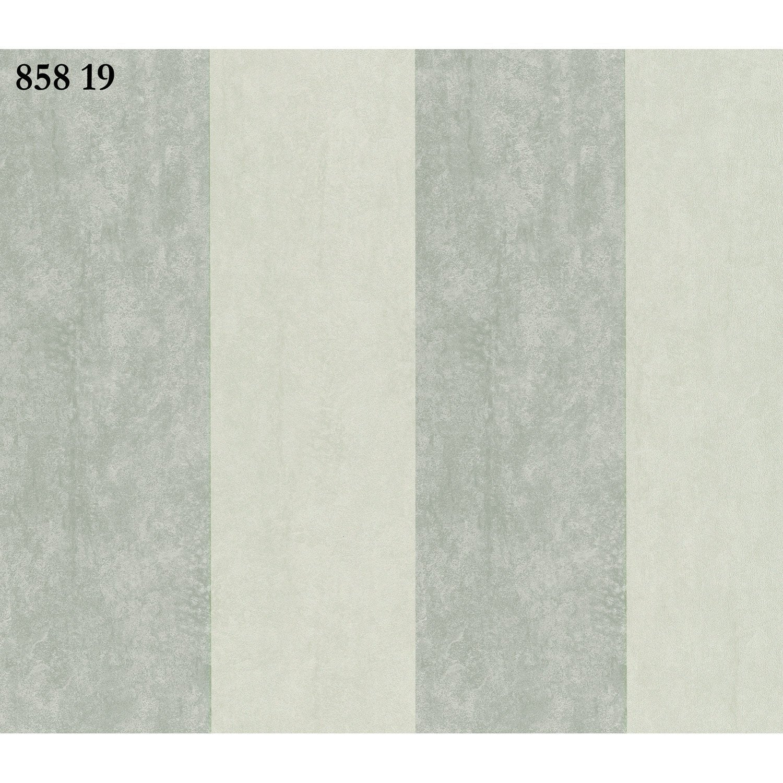 Papier peint soft gris blanc intiss sonetto leroy merlin - Papier peint raye gris blanc ...