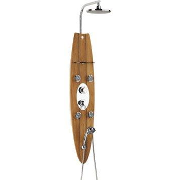 Les produits les conseils et les id es pour le bricolage - Colonne douche leroy merlin ...