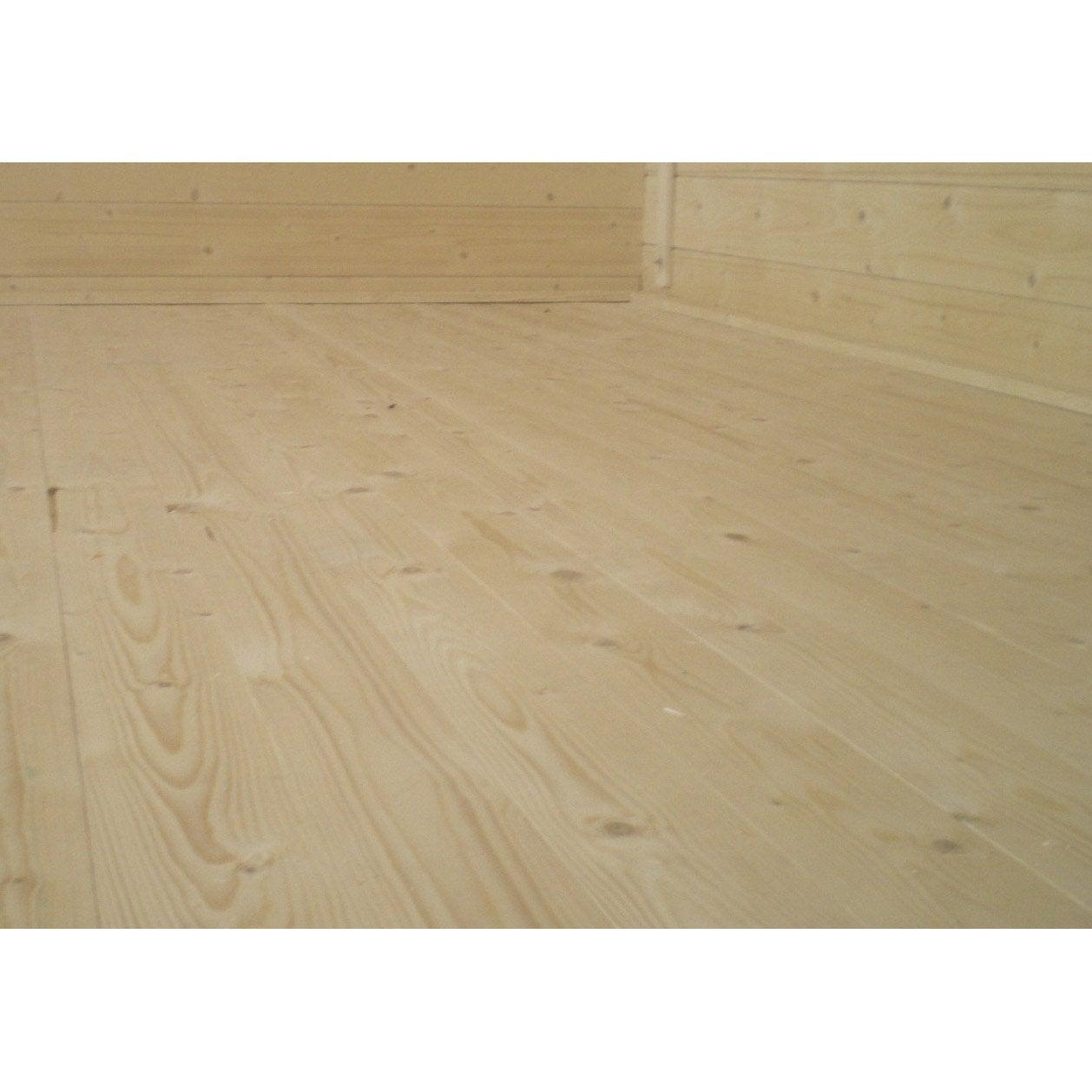 Plancher en bois pas cher avec leroy merlin ou brico depot for Plancher comble brico depot
