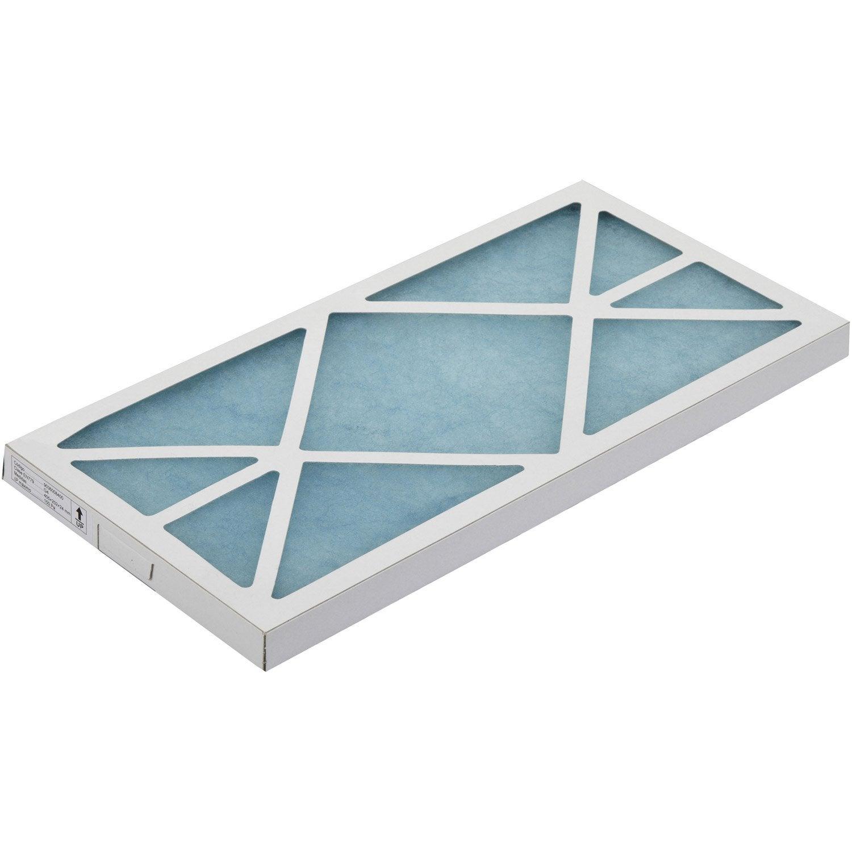filtre d 39 extraction pour vmc pvc laine de verre s p eu4 leroy merlin. Black Bedroom Furniture Sets. Home Design Ideas