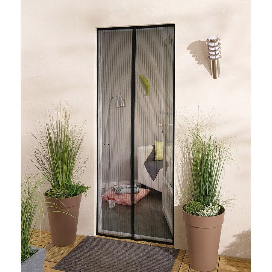 moustiquaire pour fen tre rideau x cm leroy. Black Bedroom Furniture Sets. Home Design Ideas