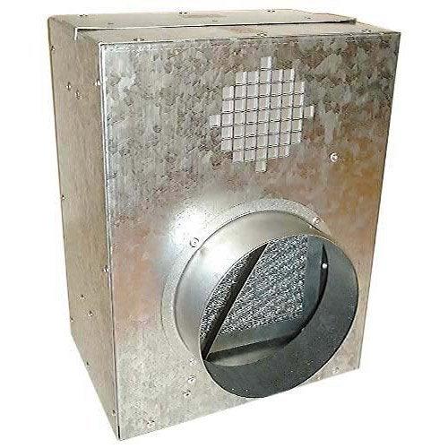 caisson de protection pour groupe d 39 air chaud dmo. Black Bedroom Furniture Sets. Home Design Ideas