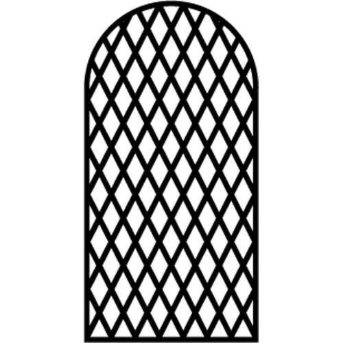 treillage fixe arc losange jany tradition x x p 0 5 cm leroy merlin. Black Bedroom Furniture Sets. Home Design Ideas
