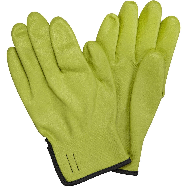 gants de plantation rostaing vert taille 8 m leroy merlin. Black Bedroom Furniture Sets. Home Design Ideas