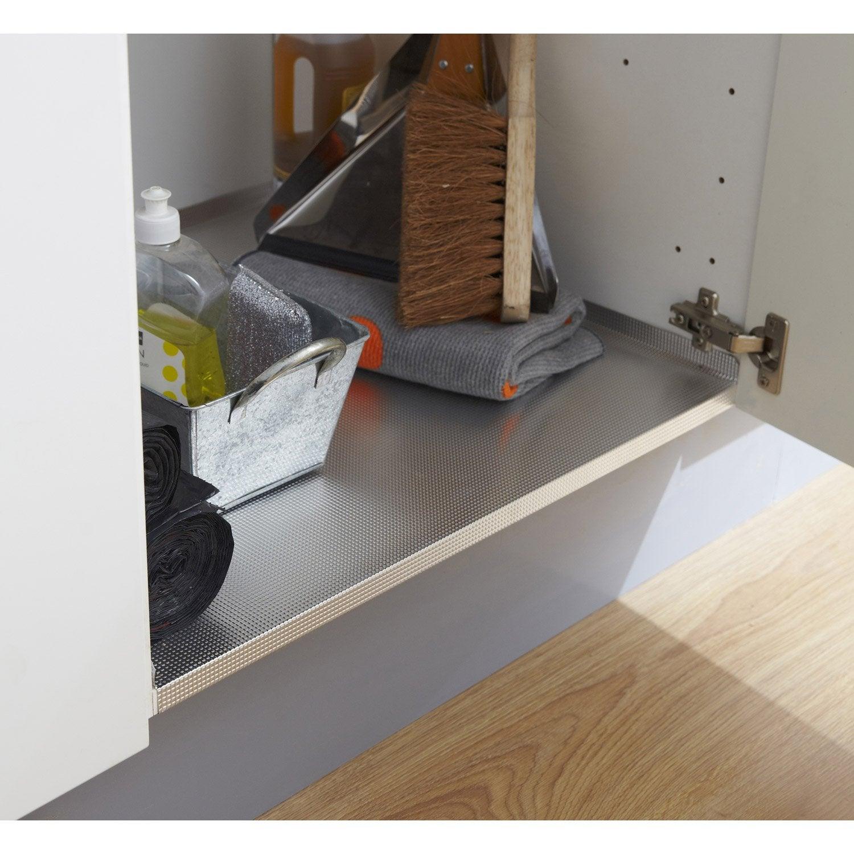 Protection aluminium sous vier pour meuble cm delinia leroy merlin - Protection balcon leroy merlin ...