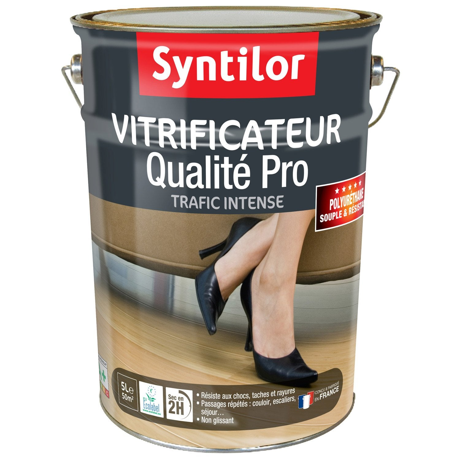 vitrificateur parquet ultra r sistant syntilor naturelle 5 l leroy merlin. Black Bedroom Furniture Sets. Home Design Ideas