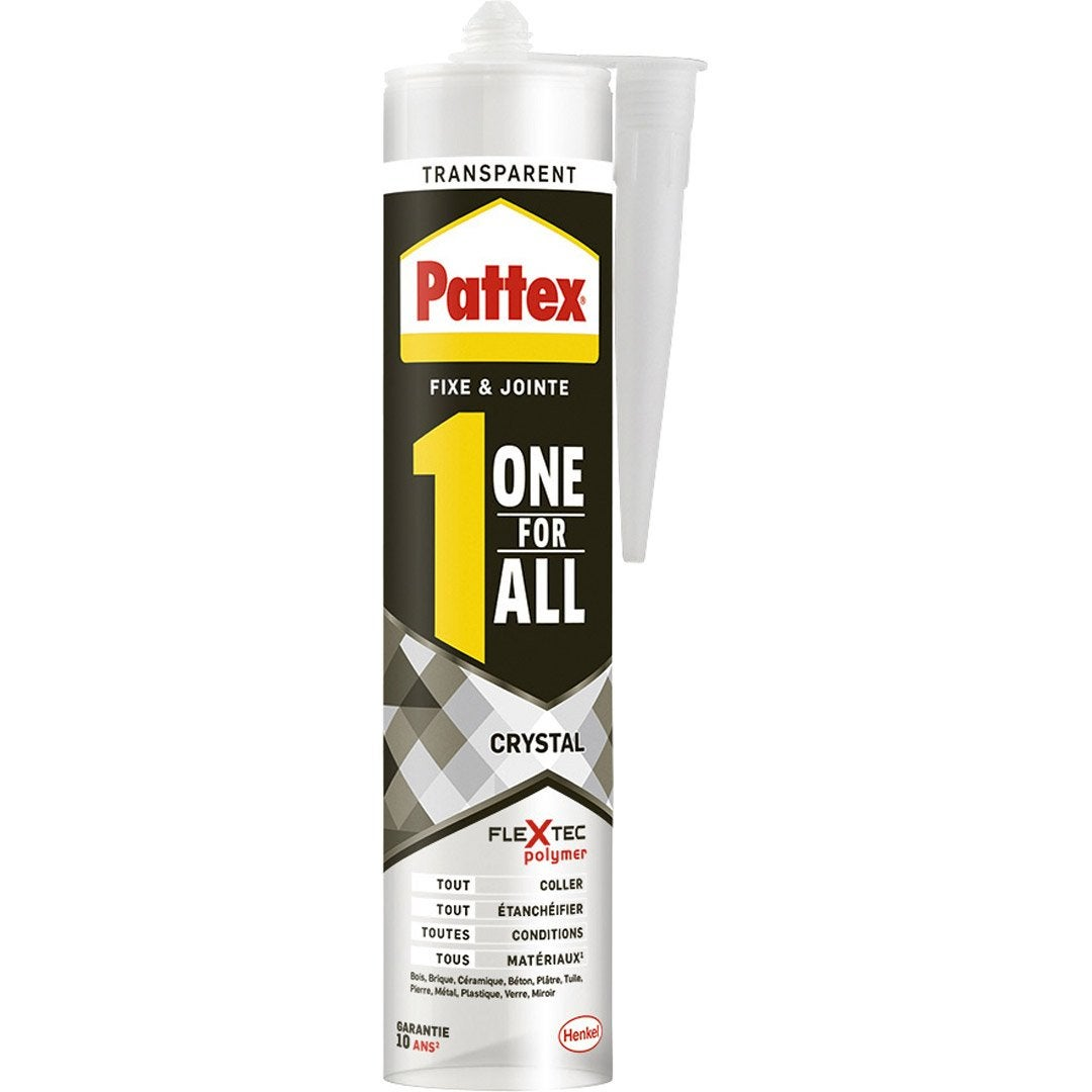 Colle mastic one for all pattex 290 g leroy merlin - Produit pour enlever la colle de carrelage ...