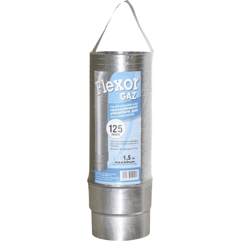 flexor gaz pour raccordement isotip joncoux mm aluminium leroy merlin. Black Bedroom Furniture Sets. Home Design Ideas