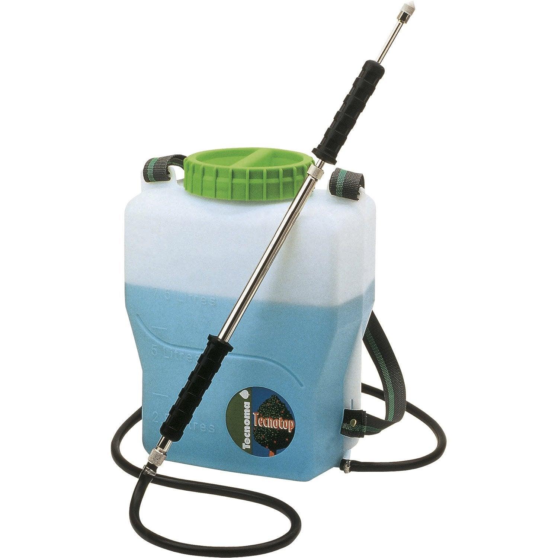 Pulv risateur seringue tecnoma pulv risateur seringue 10 l leroy merlin - Pulverisateur electrique toiture ...