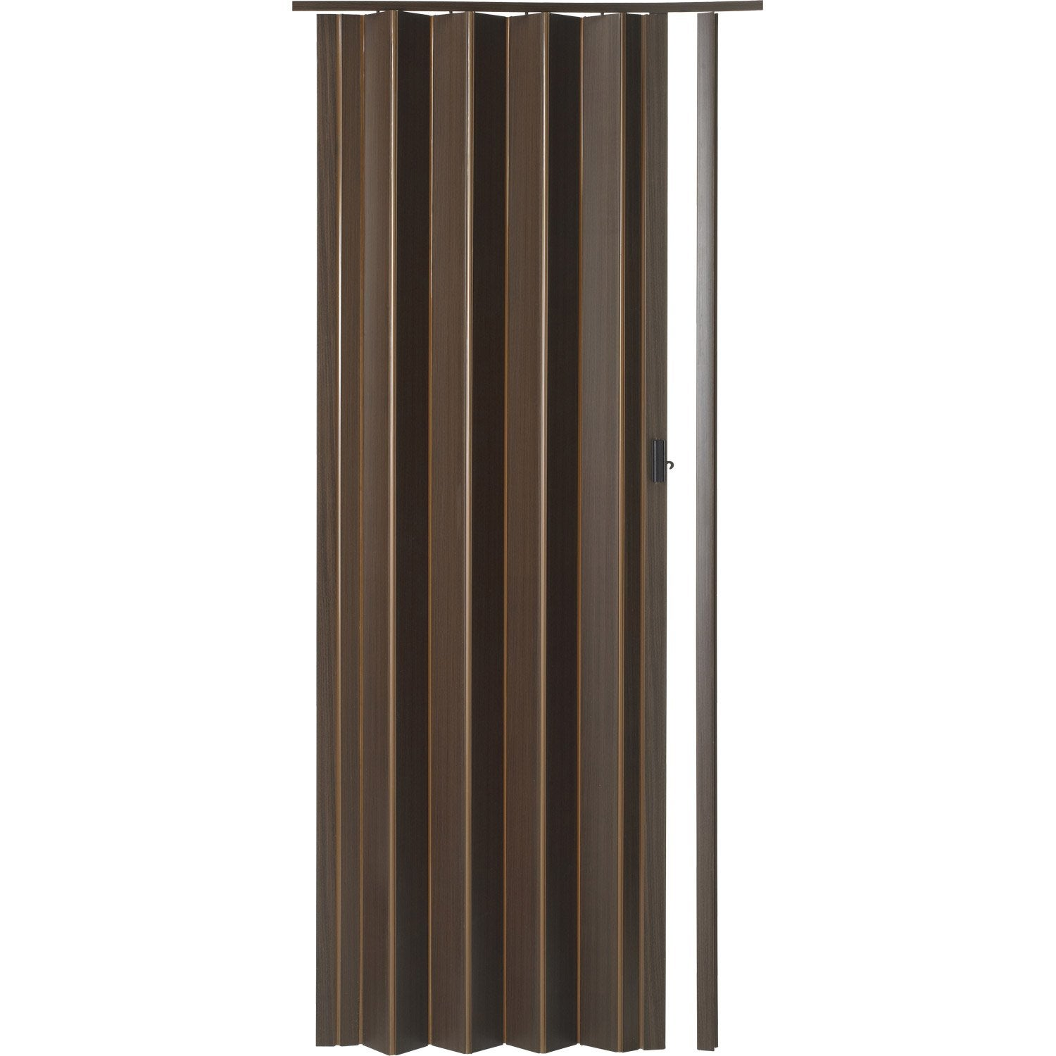 Porte accordeon sur mesure for Porte interieure sur mesure castorama