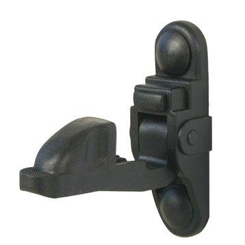 arr t automatique visser en composite pour volets battants haut 11 cm leroy merlin. Black Bedroom Furniture Sets. Home Design Ideas