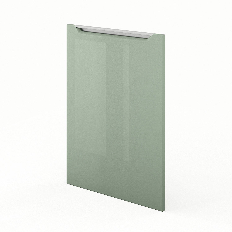 Porte de cuisine vert milano x cm leroy merlin for Porte 70 cm leroy merlin