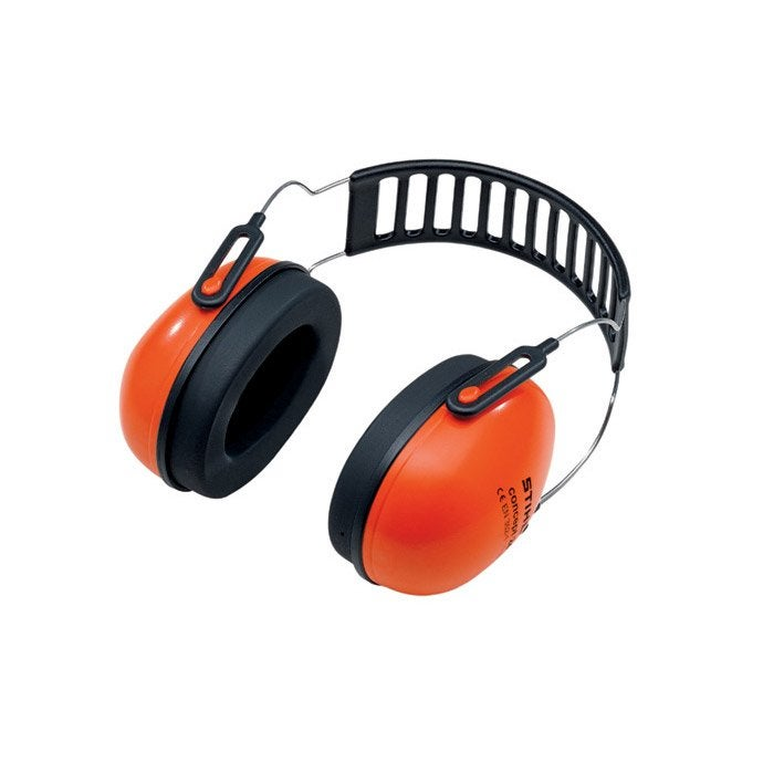 Prot ge oreilles antibruit stihl leroy merlin for Protege oreille piscine decathlon